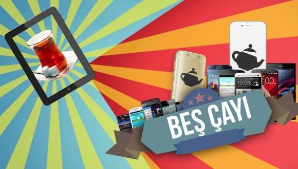Galaxy S7, LG G5 ve GM 5 Plus – 5 Çayı # 68