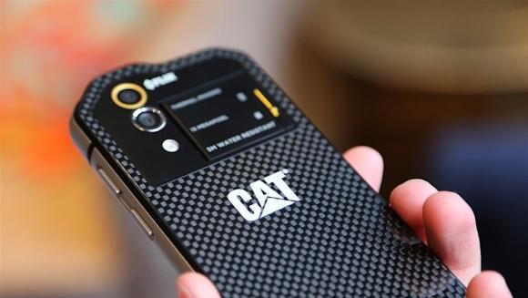 Termal Kameralı Telefon Cat S60!