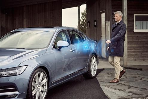 Volvo ile Araba Anahtarlarına Elveda
