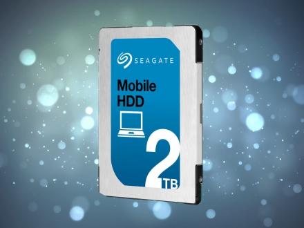 Seagate 2TB Boyutunda Yeni Diskini Tanıttı