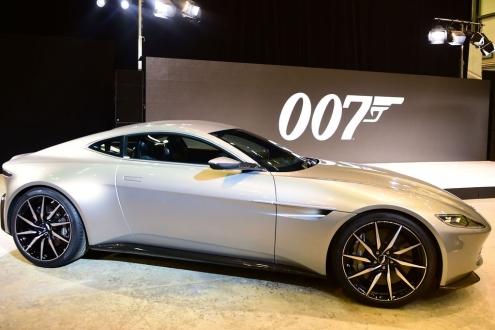 James Bond Arabası Aston Martin Satıldı