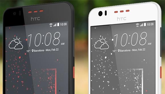 HTC Yeni Desire Serisini Tanıttı!