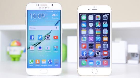 Galaxy S7 – iPhone 6s Karşılaştırma