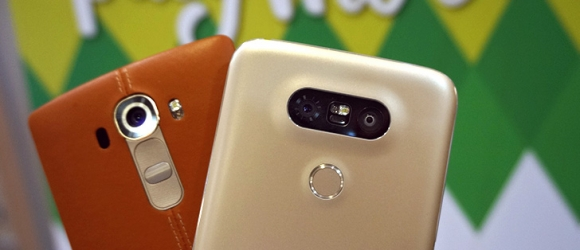 LG G5 – LG G4 Karşılaştırma
