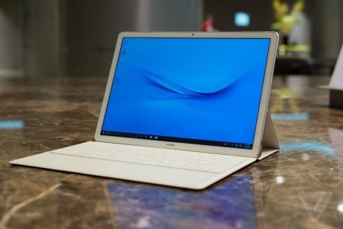 Huawei MateBook Tanıtıldı