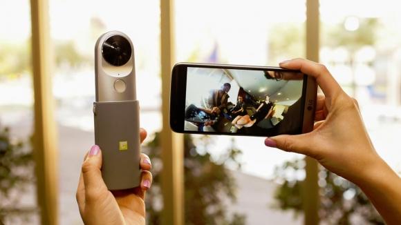 LG 360 Cam Duyuruldu