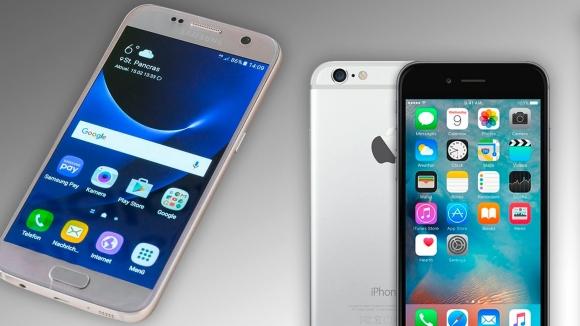 iPhone 6s'te Olmayan Galaxy S7 Özellikleri