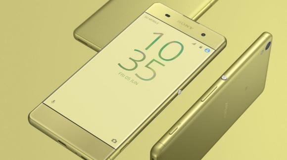 Sony Xperia XA Fiyatı Açıklandı!