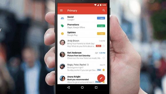 Gmail Kullanıcı Deneyimi Gelişiyor!