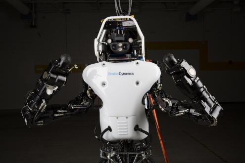 İnsansı Robot Atlas Tanıtıldı!