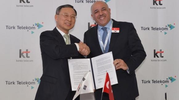 Türk Telekom, 4.5 G ile Güney Kore'de!