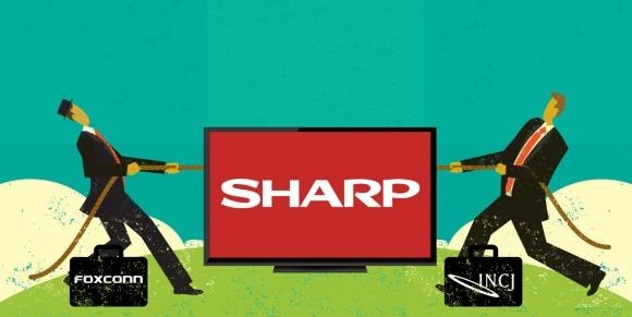 Foxconn, Sharp'ı Satın Alıyor!