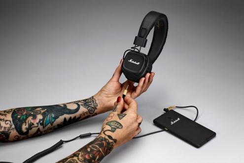 Marshall Major II Bluetooth Tanıtıldı