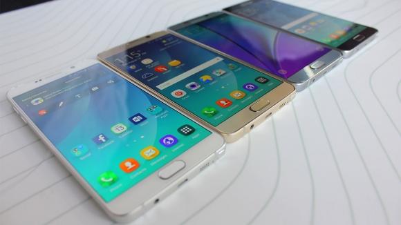 Samsung 4.5 G Uyumlu Telefonlarını Açıkladı