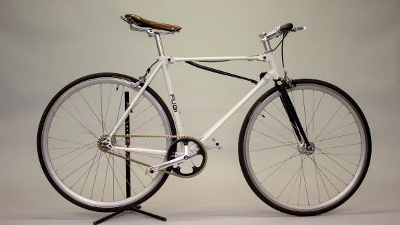 Katlanabilir Bisiklet: FUBi fixie!