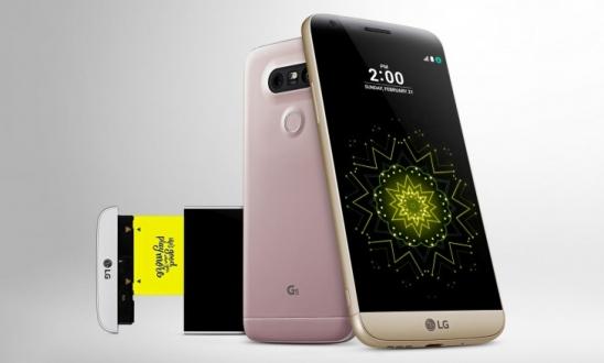 LG G5 Türkiye Lansman Tarihi Açıklandı!