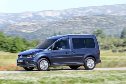 Doğalgazlı Volkswagen Caddy Tanıtıldı!