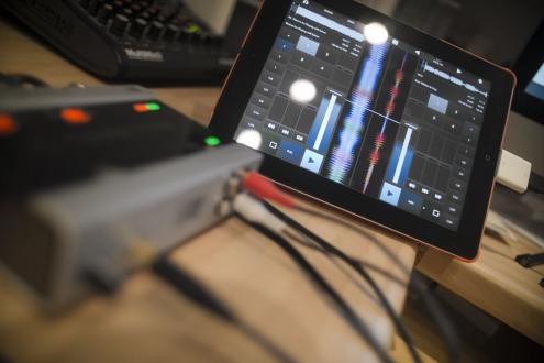 Mod Step ile iPad'de Müzik Yapın