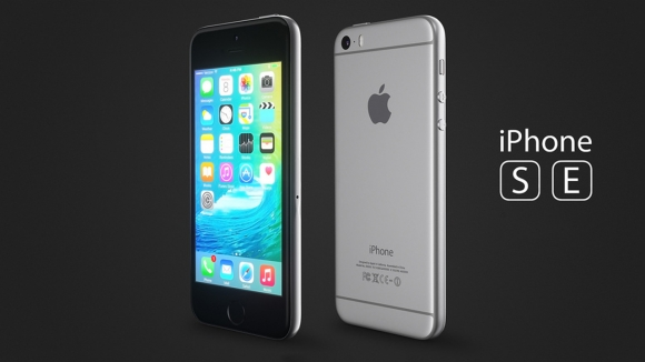 iPhone 5se Kutusunda Görüntülendi