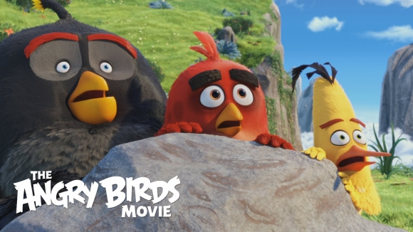 Angry Birds Filmi Bomba Gibi Geliyor