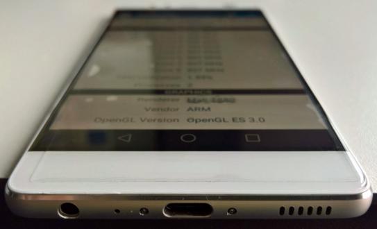 Huawei P9 Görüntülendi