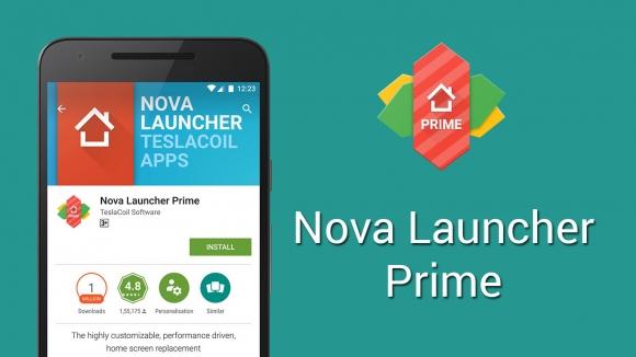 Nova Launcher için Gece Modu Geliyor!