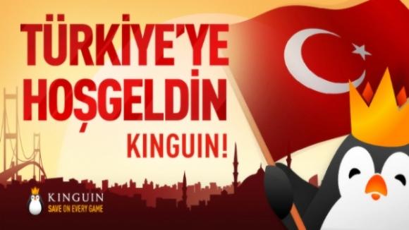 Kinguin Türkiye Mağazası Açıldı