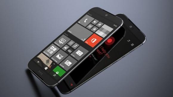Windows'lu HTC 10 Olacak mı?