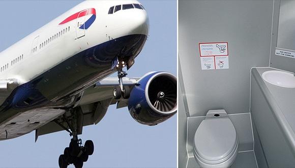 Boeing, Kendini Temizleyen Tuvalet Tasarlıyor!