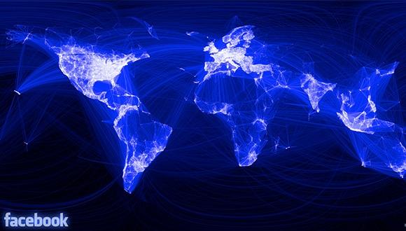 Facebook Yapay Zekalı Harita Geliştiriyor!