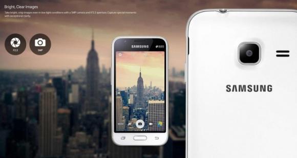 Samsung Galaxy J1 Mini Tanıtıldı