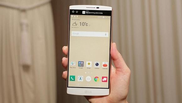 LG V10 için Android Marshmallow Çıktı