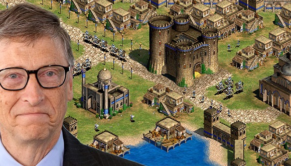 Bill Gates'den Age of Empires Açıklaması