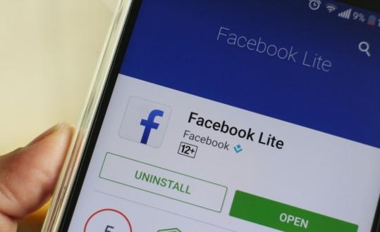 Facebook Lite, 100 Milyon Barajını Aştı