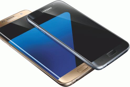 Galaxy S7 edge Kutusundan Çıkıyor