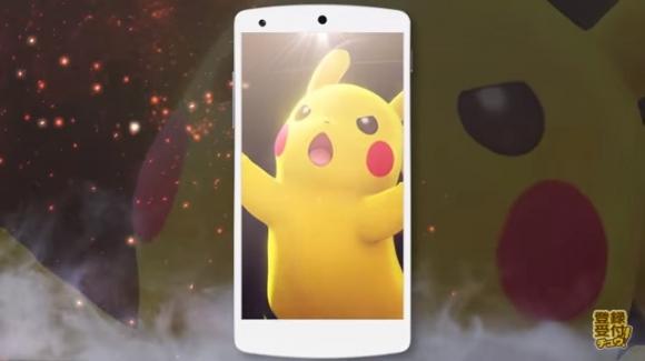 Mobile Yeni Pokemon Oyunu Geliyor