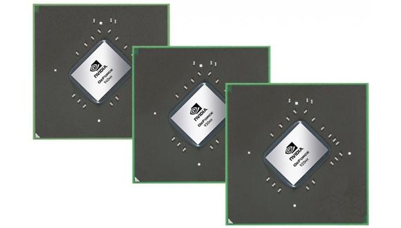 NVIDIA, 3 Yeni Mobil Ekran Kartını Tanıttı