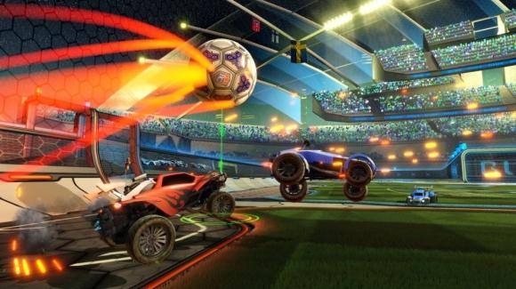 Rocket League için Basketbol Modu Geliyor