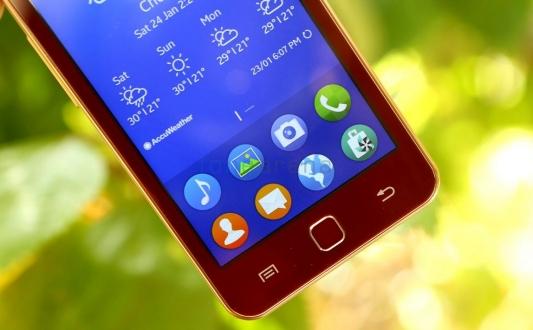 Tizen'li Samsung Z1 (2016) Geliyor