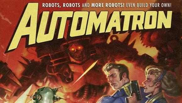 Fallout 4 Automatron Çıkış Tarihi