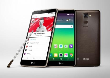 LG Stylus 2 Yeni Nesil Radyo Destekliyor!