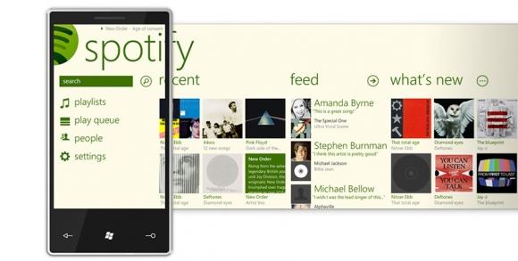 Spotify, Windows Phone Desteğini Kesiyor!