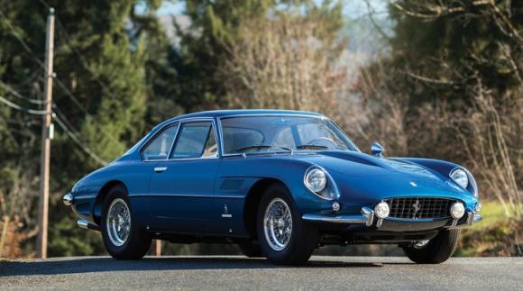 4.4 Milyon Dolara Satılan Ferrari!
