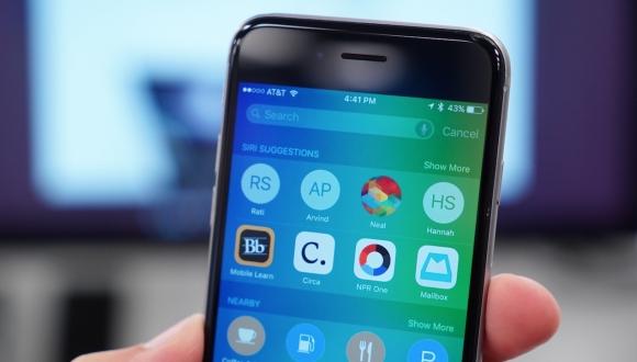 iOS 9.3 ile Gelen Yenilikler