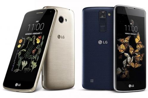 LG K5 ve K8 Tanıtıldı