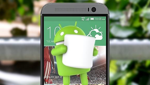 One M8 Eye ve E8 için Android 6.0 Çıktı!