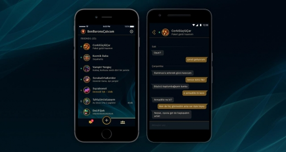 League of Legends Mobil Uygulaması Çıktı!