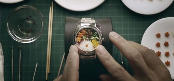 Karın Doyuran Akıllı Saat Bento!