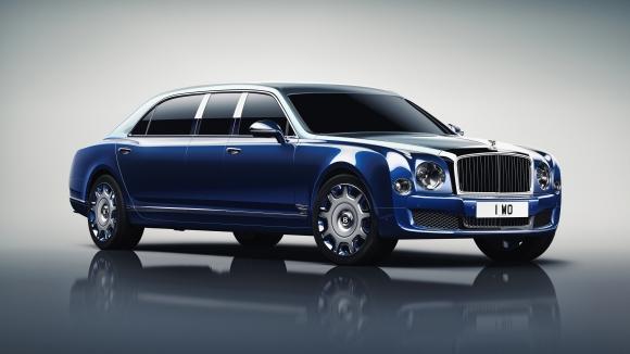 Bentley Mulsanne Grand Limousine Tanıtıldı