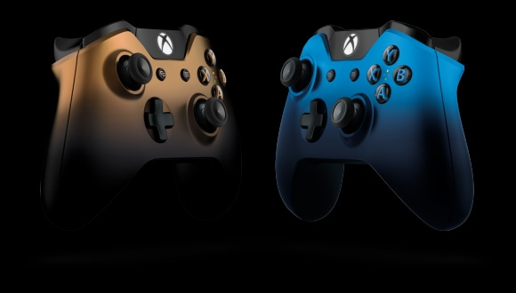 Xbox One için Yeni Kontrolcüler Geliyor